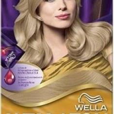 Vopsea de par WELLATON 121 Extra Blond cenusiu, Permanenta