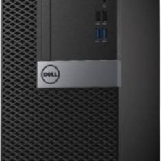 Sistem desktop Dell Optiplex 5050 MT Intel Core i7-7700 8GB DDR4 1TB HDD Windows 10 Pro Black - Sisteme desktop fara monitor