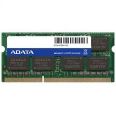 Memorie laptop ADATA 8GB DDR3L 1600MHz CL11 - Memorie RAM laptop