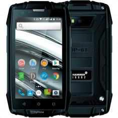 Smartphone myPhone Hammer Iron 2 8GB Dual Sim 4G Black - Telefon MyPhone