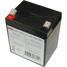 Acumulator UPS LESTAR LAWu 12V 5Ah AGM VRLA