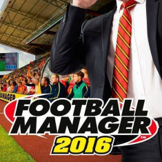 Joc PC Sega FOOTBALL MANAGER 2016 - Jocuri PC