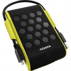 Hard disk extern ADATA DashDrive Durable HD720 2TB 2.5 inch USB 3.0 Green - HDD extern A-data, 2-4 TB