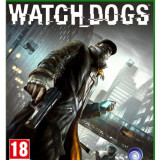 Joc consola Ubisoft Watch Dogs - XBOX ONE - Jocuri Xbox One Ubisoft, Shooting, 18+