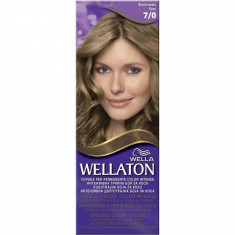 Vopsea par WELLATON 70 Blond mediu - Vopsea de par, Permanenta