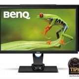 "Monitor BenQ SW2700PT 27"" Negru - Monitor LED Benq, 27 inch"