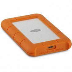 Hard disk extern Lacie Rugged 2TB 2.5 inch USB 3.1 Type - HDD extern