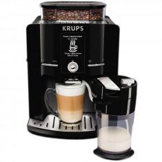 Espressor Krups Latt'Espress EA8298 1450W 15 bari Negru, Automat