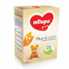 Lapte praf MILUPA Milumil Junior 1+ 600g - Lapte praf bebelusi