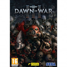 Joc PC Sega Dawn of War 3 PC - Jocuri PC