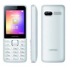 Telefon Mobil MyPhone 6310 Dual Sim 2G White
