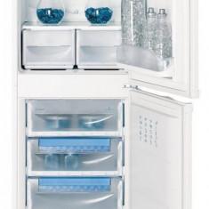 Combina frigorifica Indesit CAA 55 234 Litri Super Freeze A+ Alb