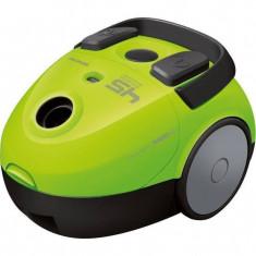 Aspirator cu sac Sencor SVC 45GR-EUE2 1200 W Verde