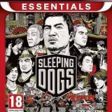 Joc consola Square Enix Sleeping Dogs Essentials PS3 - Jocuri PS3 Square Enix, Actiune, 18+