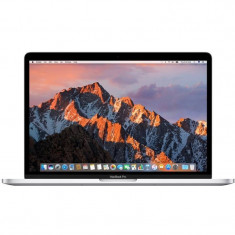 Laptop Apple MacBook Pro 2016 13.3 inch Quad HD Retina Intel Core i5 2.9GHz 8GB DDR3 256GB SSD Intel Iris 550 Mac OS Sierra Silver INT keyboard