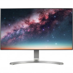 Monitor LED LG 24MP88HV-S 23.8 inch 5ms Silver, 23 inch