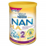 Lapte praf NAN Nestle HA2 400g 6-12 luni - Lapte praf bebelusi