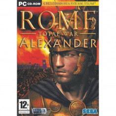 Joc PC Sega Rome: Total War - Alexander PC - Jocuri PC Sega, Strategie, 12+, Multiplayer