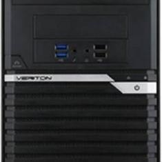 Sistem desktop Acer Veriton VM4640G Intel Core i5-6500 8GB DDR4 1TB HDD 128GB SSD Intel HD Graphics Windows 10 Pro Black - Sisteme desktop fara monitor