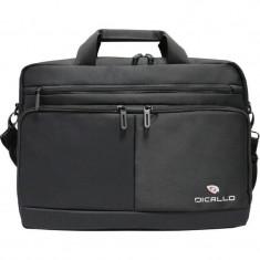 Geanta laptop Dicallo LLM9802 15.6 inch black