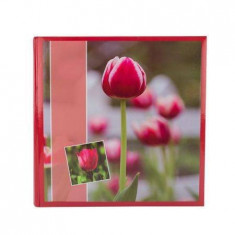 Album foto Procart Flower Red Tulip 10x15 500 poze buzunare slip-in