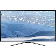 Televizor Samsung UE49KU6402 4K 123cm Argintiu - Televizor LED Samsung, 121 cm, Ultra HD
