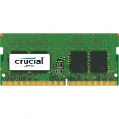Memorie laptop Crucial 4GB DDR4 2133 MHz CL15 Single Rank x8 - Memorie RAM laptop