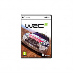 Joc PC Ubisoft WRC 5, Curse auto moto, 3+, Single player