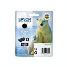 Consumabil Epson Consumabil cartus cerneala Black 26 Claria Premium Ink - Cartus imprimanta
