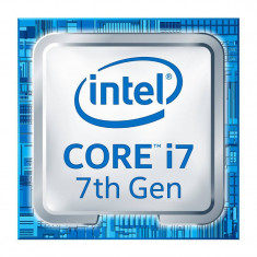 Procesor Intel Core i7-7700 Quad Core 3.6 GHz Socket 1151 Tray - Procesor PC Intel, Numar nuclee: 4