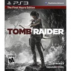 Joc consola Square Enix Tomb Raider PS3 - Jocuri PS3 Square Enix, Actiune, 12+
