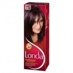 Vopsea par LONDA Londacolor 55 Violet de Burgundia - Vopsea de par Londa, Mov, Permanenta
