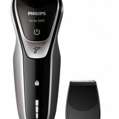 Aparat de ras Philips S5320/06 Series 5000 argintiu / negru