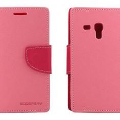 Husa Flip Cover Goospery YFSAMGS3MRZ My-Fancy roz Samsung Galaxy S3 Mini i8190 - Husa Telefon