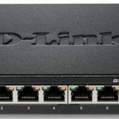 Switch D-Link DGS-108 porturi