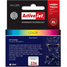 Consumabil ActiveJet Cartus compatibil HP 22XL color