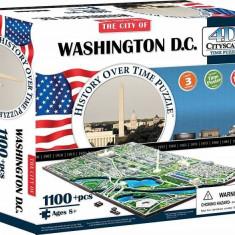 Puzzle 4D Cityscape Washington D.C. 1100+ piese