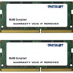 Memorie laptop Patriot Signature 16GB DDR4 2133 MHz CL15 Dual Channel Kit - Memorie RAM laptop