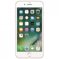 Telefon mobil Apple iPhone 7 Plus 128GB Rose Gold - Telefon iPhone Apple, Roz, Neblocat