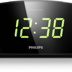Radio cu Ceas Digital Philips AJ3400 FM MW Tuner Display Mare - Aparat radio