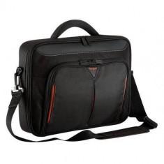 Targus notebook 15.6 Black/Red - Geanta laptop Targus, Geanta, Nailon, Negru