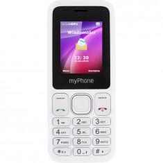 Telefon mobil myPhone 3300 Dual Sim White - Telefon MyPhone