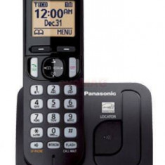 Telefon fix Panasonic KX-TGC210FXB black