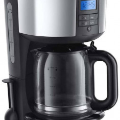 Cafetiera Russel Hobbs Chester 1000W 1.25 l negru / inox