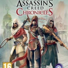 Joc consola Ubisoft Assassins Creed Chronicles Xbox One - Jocuri Xbox One Ubisoft, Role playing, 18+