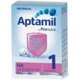Lapte praf APTAMIL Nutricia HA1 600 g de la nastere - Lapte praf bebelusi