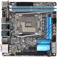 Placa de baza Asrock X99E-ITX/AC Intel LGA2011-3 mITX, Pentru INTEL, LGA 1150, DDR4