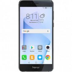 Telefon mobil Honor 8 32GB Dual Sim 4G Midnight Black - Telefon Huawei, Negru, Neblocat, Android OS