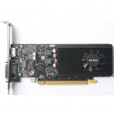 Placa video Zotac nVidia GeForce GT 1030 2GB DDR5 64bit low profile