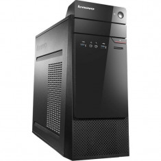 Sistem desktop Lenovo S510 Intel Core i3-6100 4GB DDR4 128GB SSD Black - Sisteme desktop fara monitor